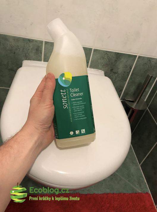 Econea: Sonett WC čistič cedr a citronela BIO – recenze