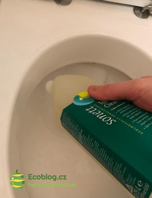 Sonett WC čistič