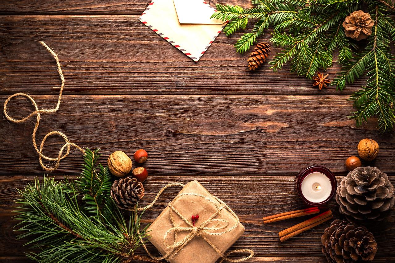 bez obalu vánoce