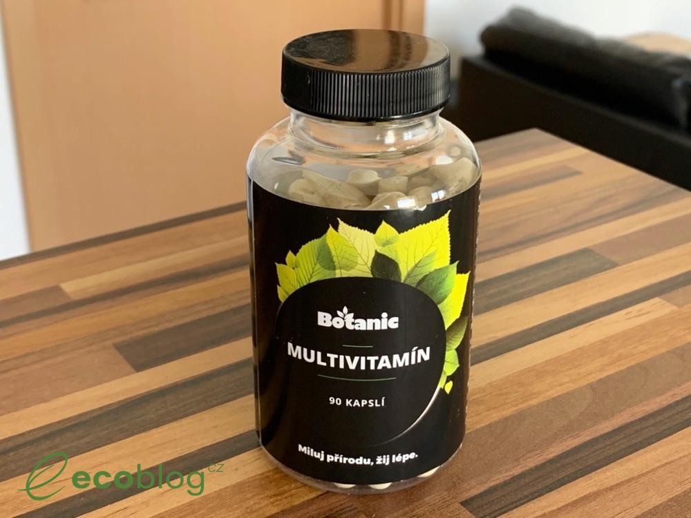 botanic multivitamín