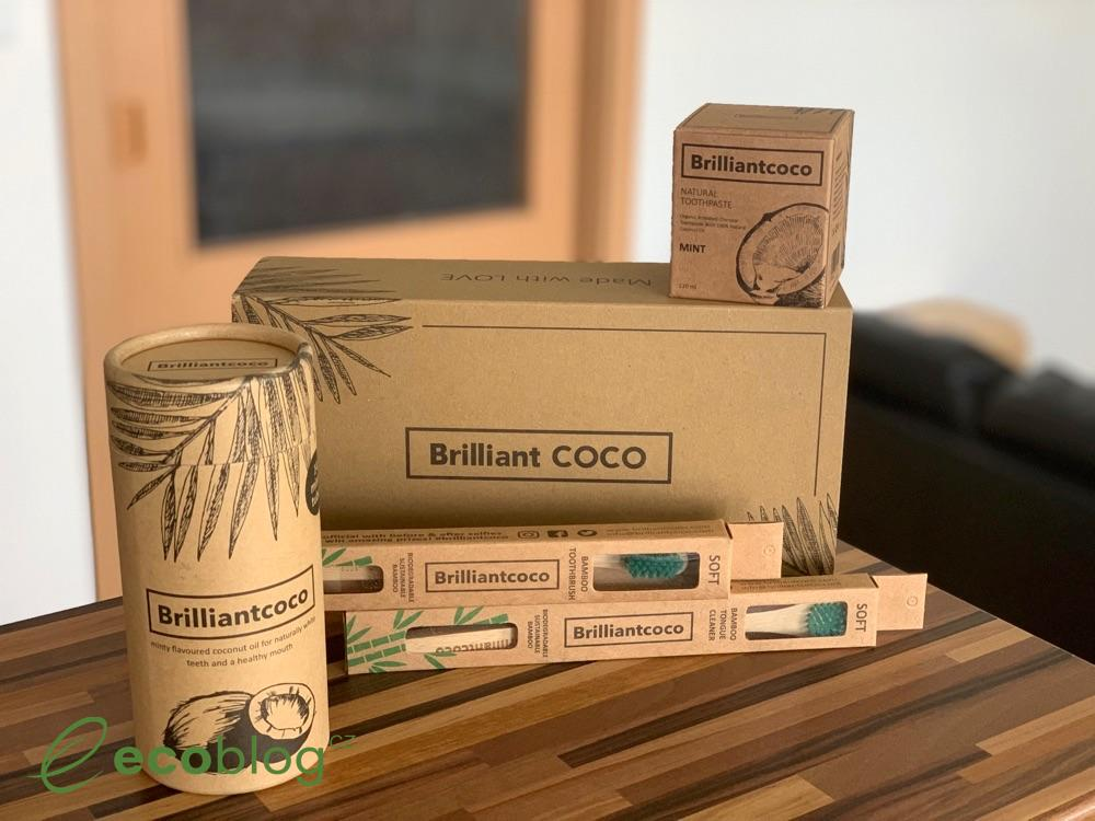 brilliantcoco komplet set