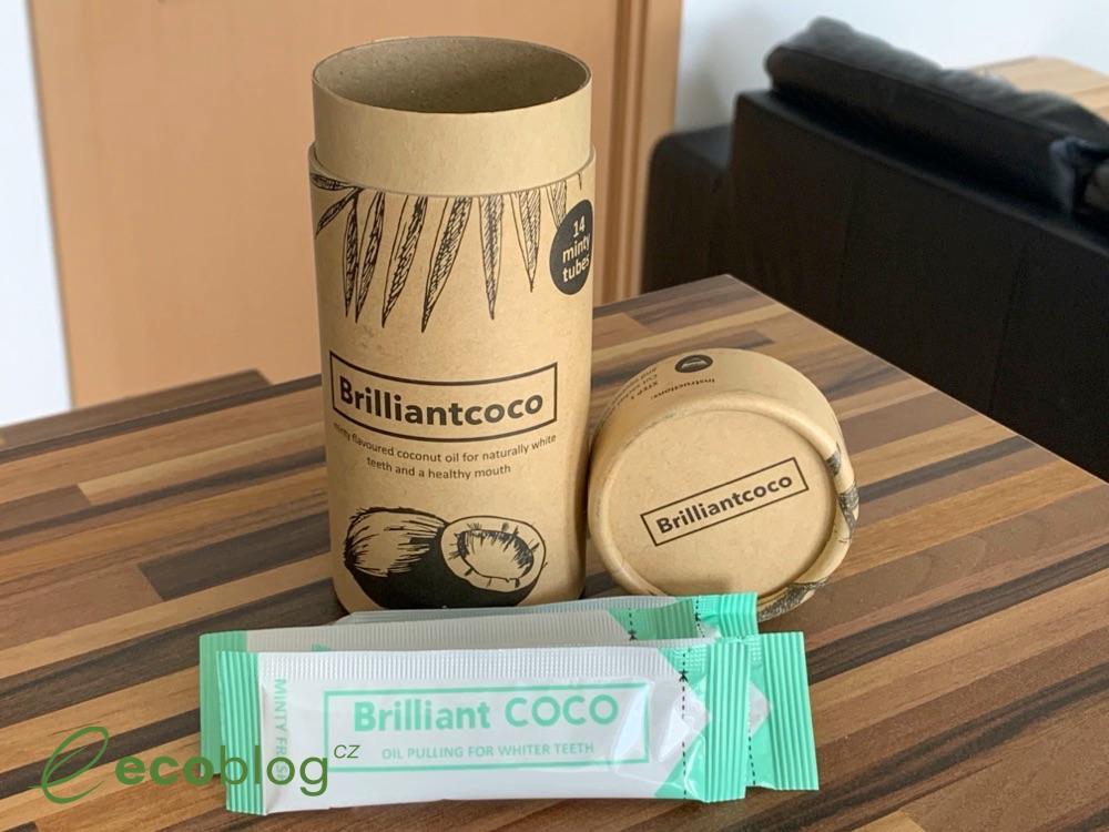 brilliantcoco oil pulling