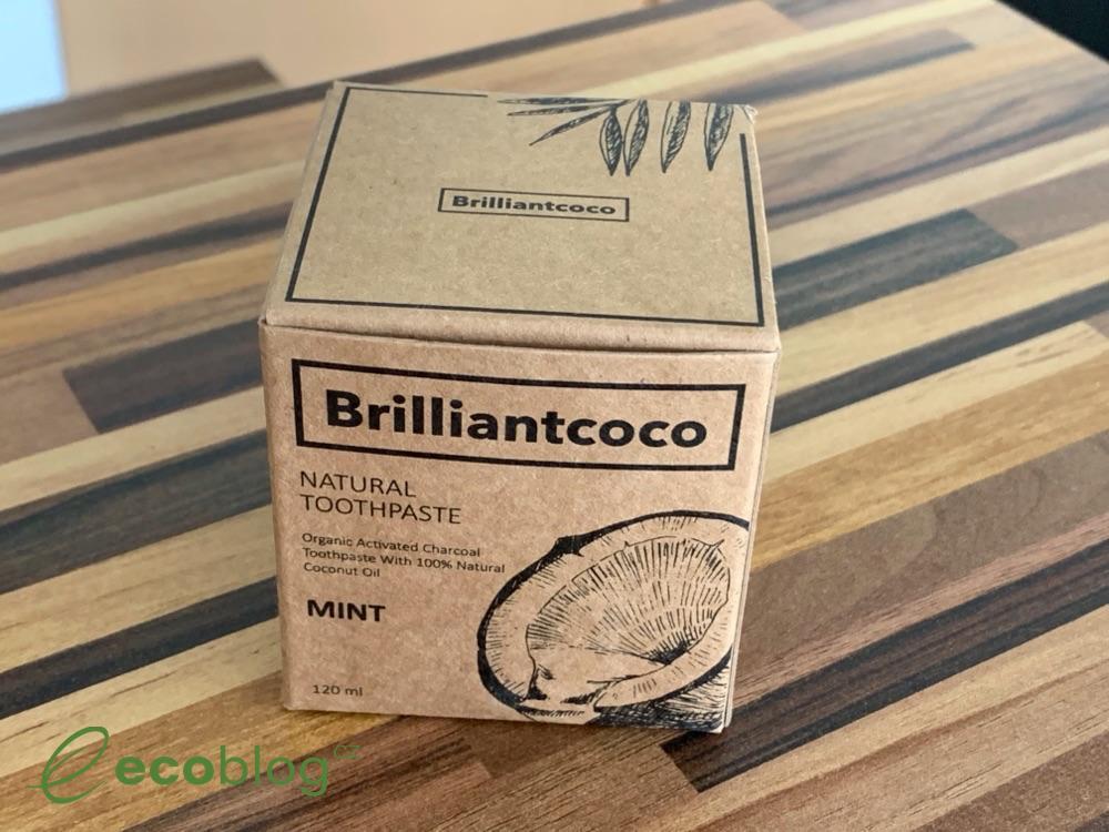 brilliantcoco zubní pasta