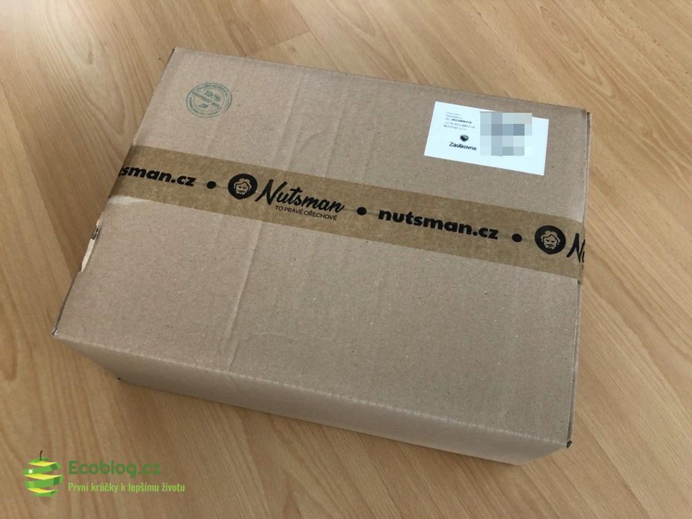 nutsman krabice