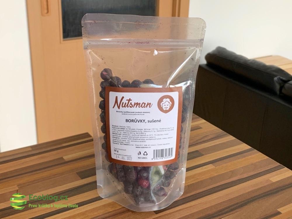 nutsman borůvky