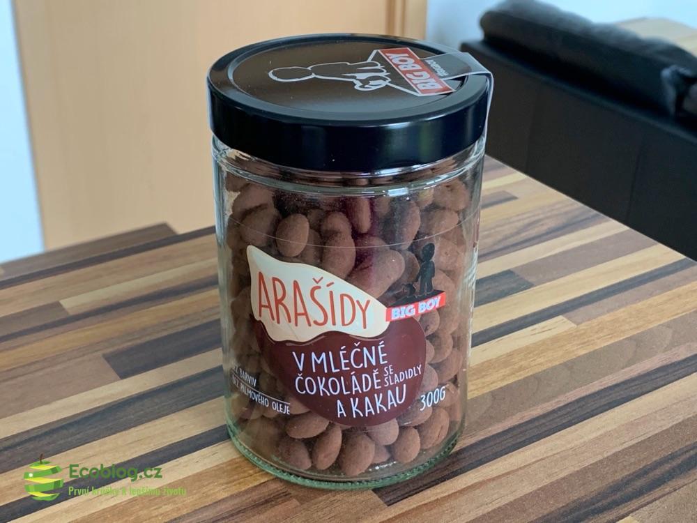 nutsman arašídy