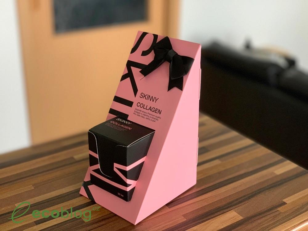 skinny krabička