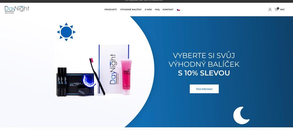 day night homepage