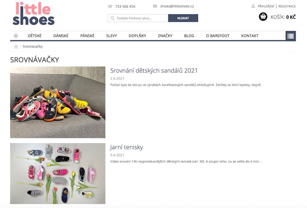 little shoes blog