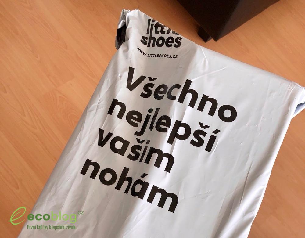 little shoes leguano zásilka