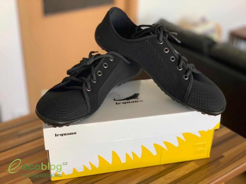 leguano barefoot boty