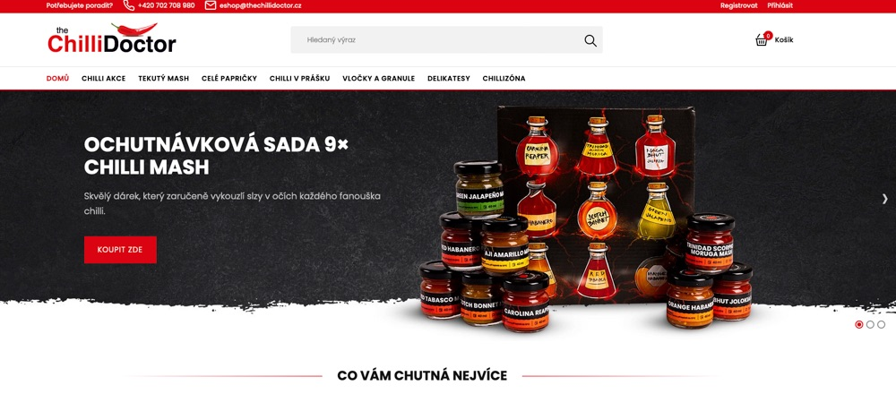 the chillidoctor homepage