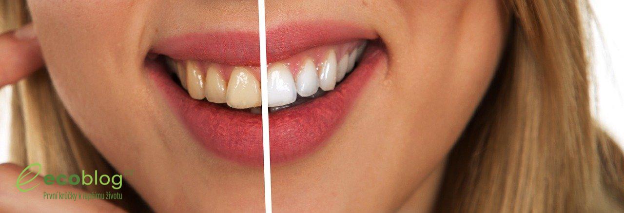čistění zubů