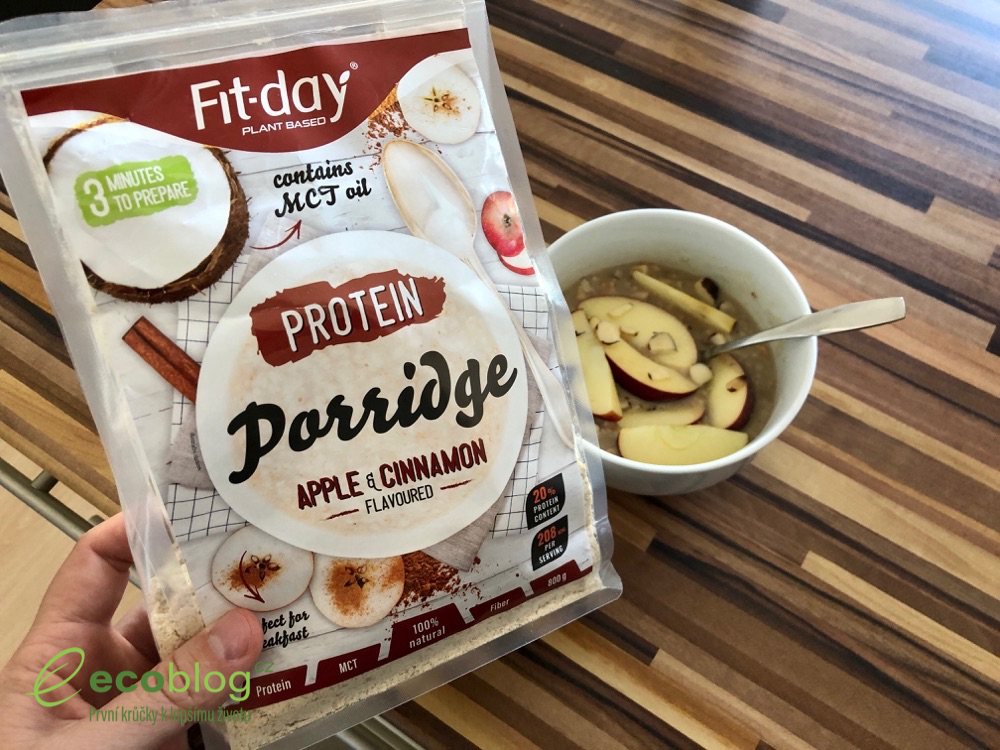 fit-day protein kaše