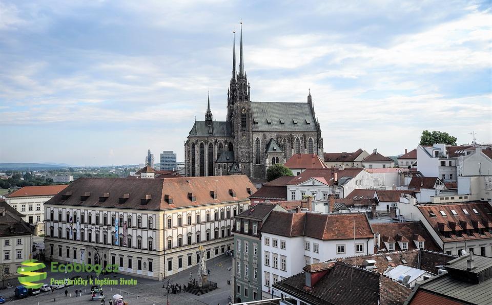 Nový obchod bez obalu v Brně