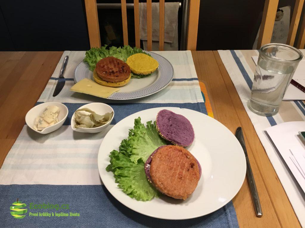 rostlinné maso