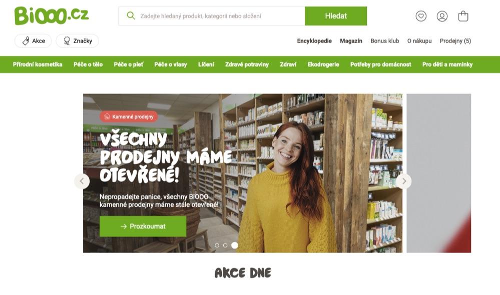 biooo homepage