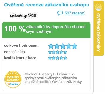 blueberry hill heuréka