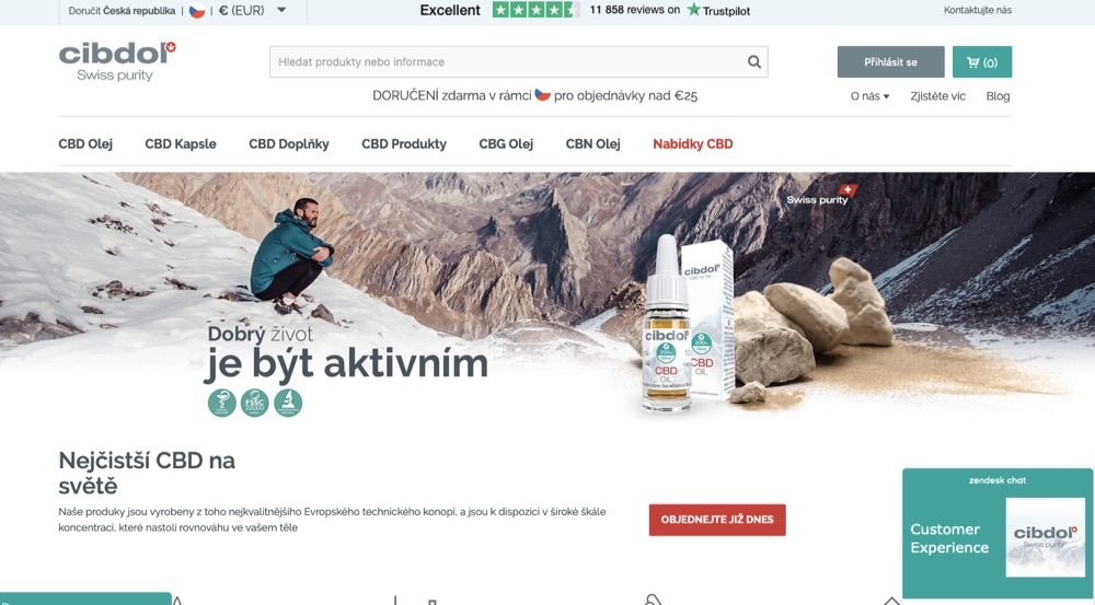 cibdol homepage