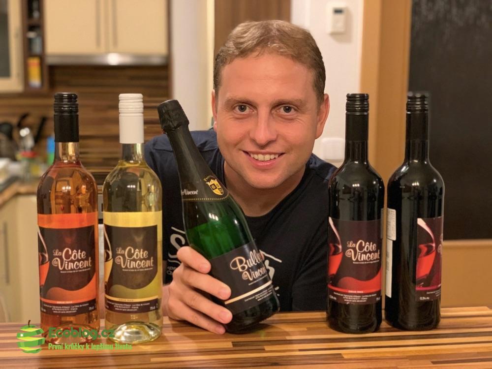 nealkoholické víno dealko