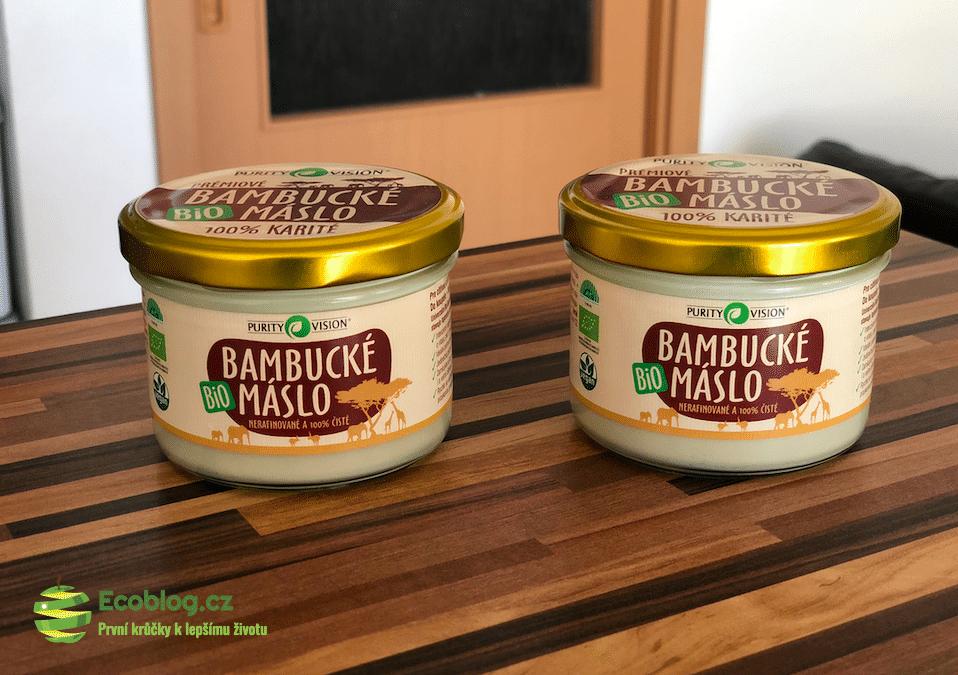 Econea recenze: Purity Vision bambucké máslo