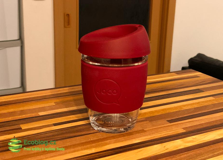 skleněné ekologické láhve - jococup