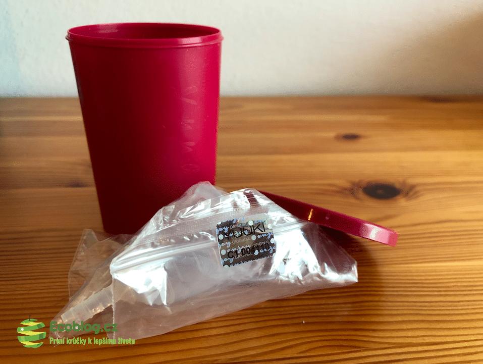 menstruační kalíšek yuki