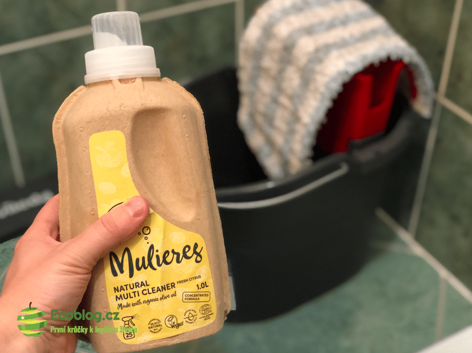 Mulieres koncentrovaný čistič
