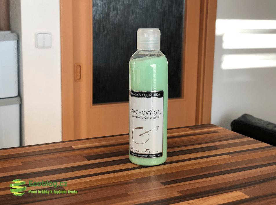 Econea recenze: Nobilis Tilia sprchový gel s avokádem