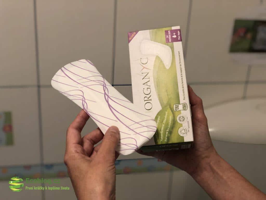 Organyc slipové vložky