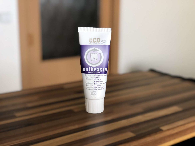 Econea recenze: Eco Cosmetics zubní pasta