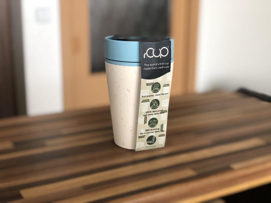 skleněné ekologické láhve - rcup
