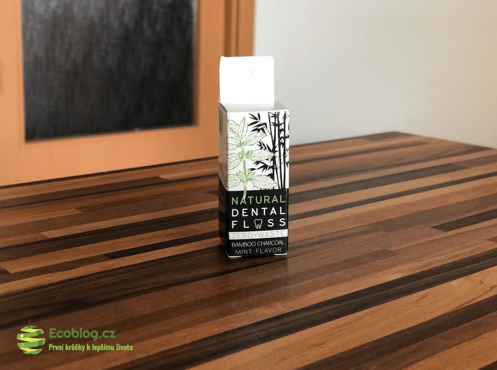Econea recenze: Yoni bambusová zubní nit a moje zkušenosti