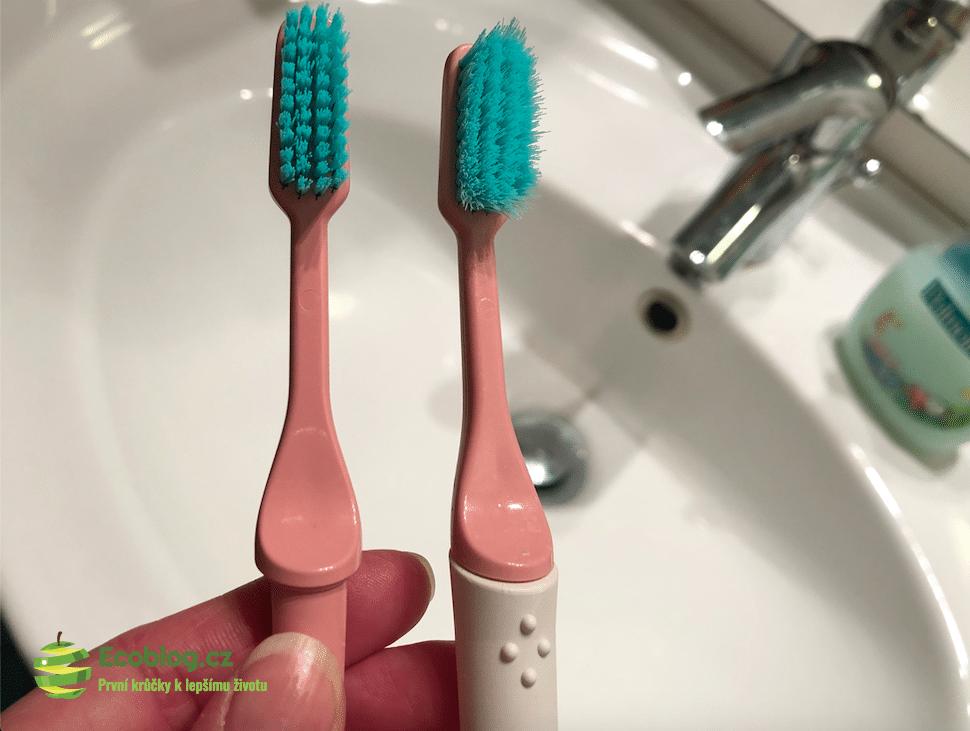 zubní kartáček tio
