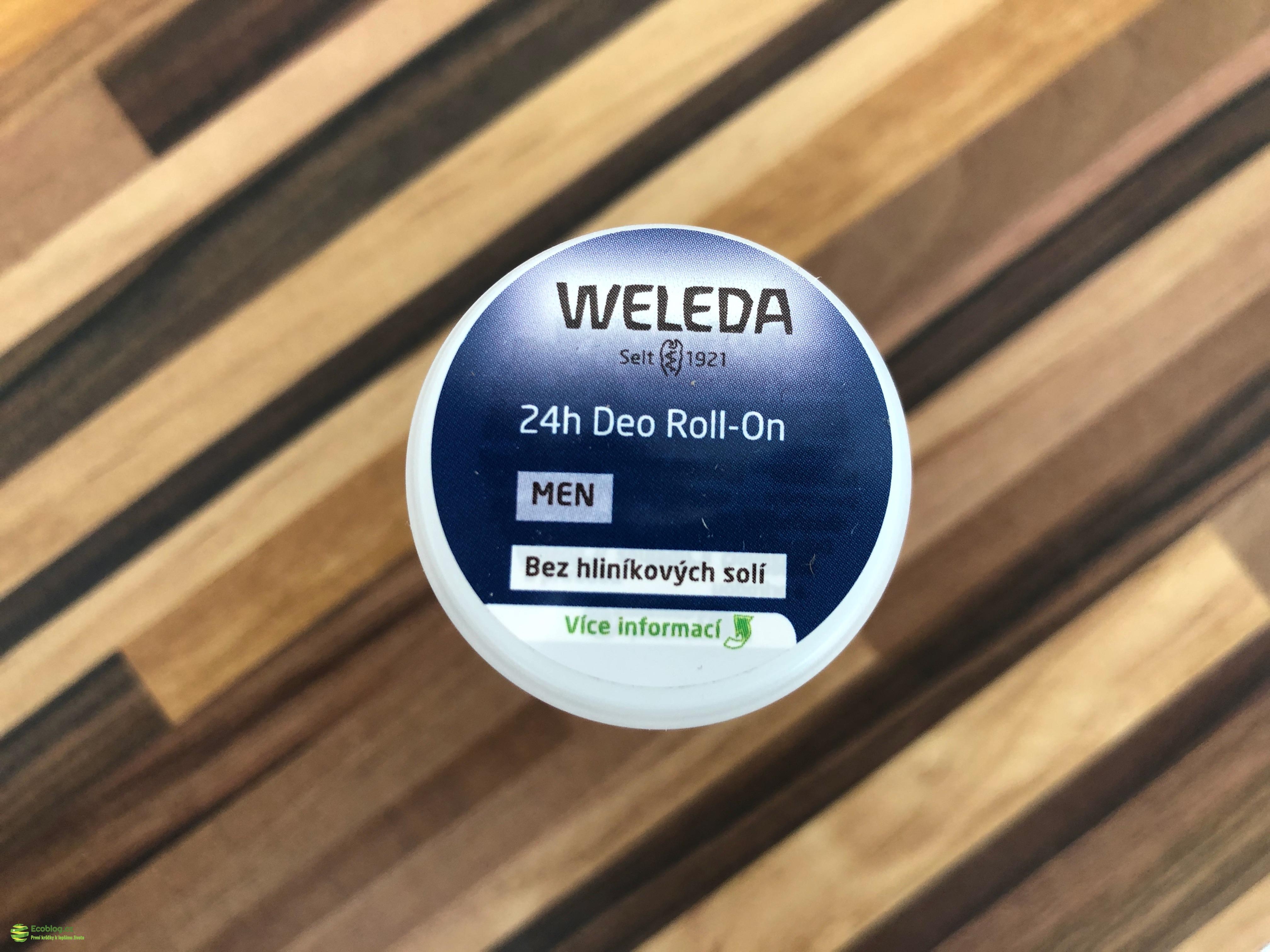 weleda deodorant