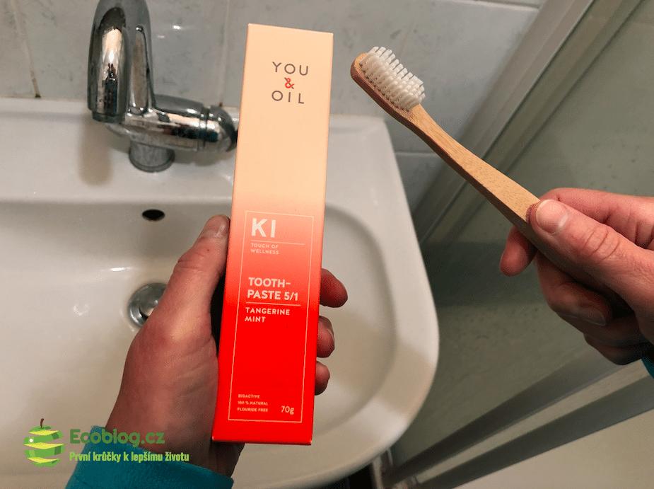 You & Oil zubní pasta