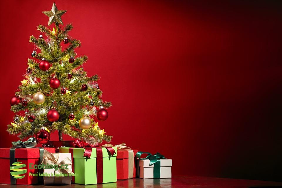 ekologické balení dárků