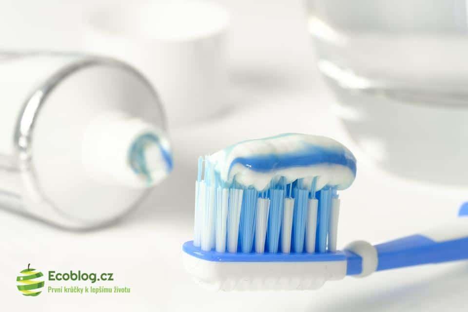 ekologické čištění zubů