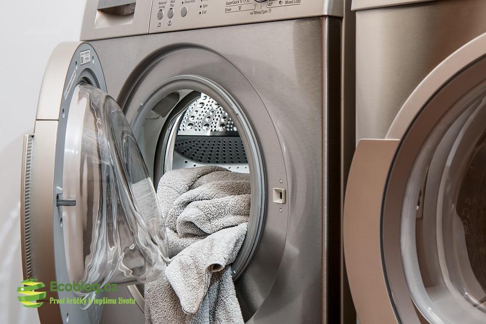 Pereme prádlo ekologicky. Znáte přírodní prací prášek?