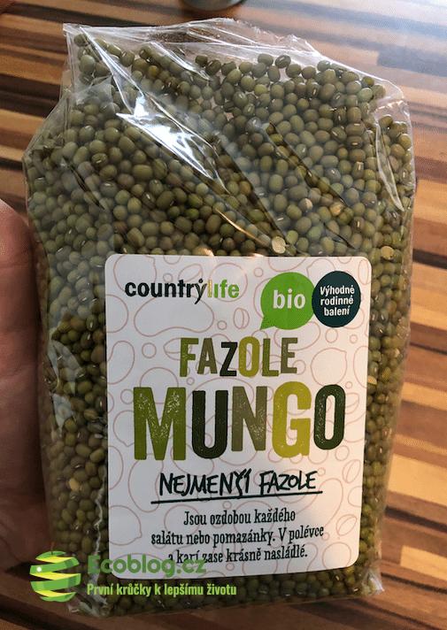 Countrylife: Fazole mungo a jejich nakličování – recenze