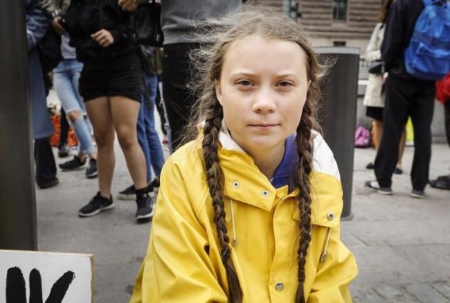 Fridays for Future a Greta Thunberg – 15. 3. 2019