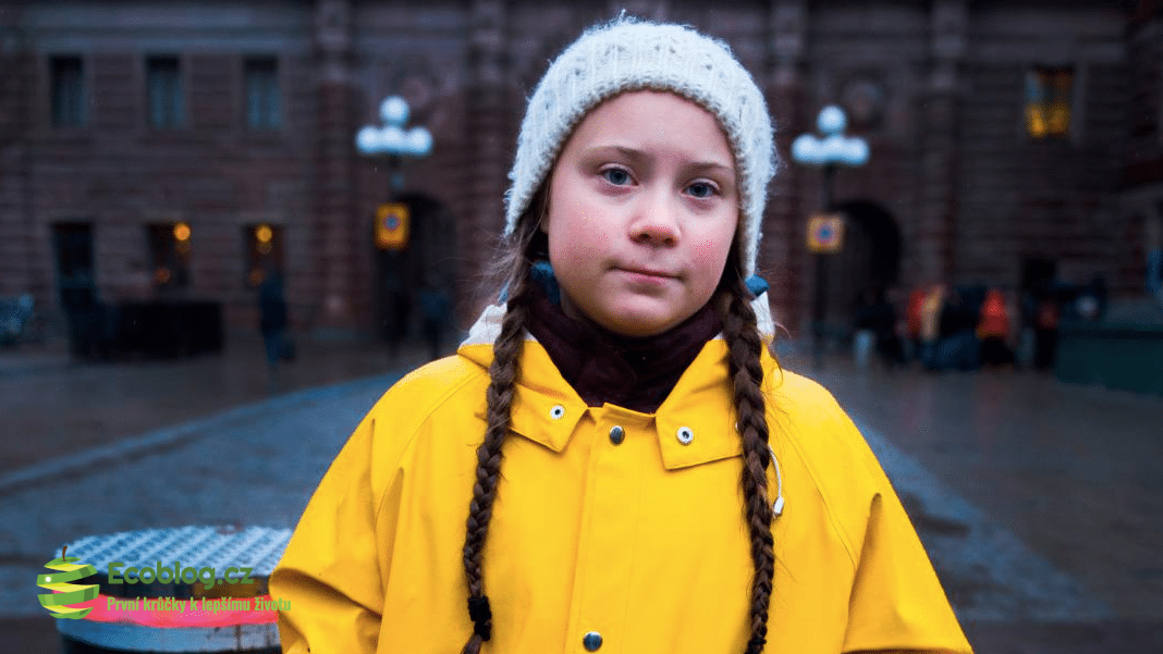 Greta Thunberg v Davosu: Chci, abyste panikařili