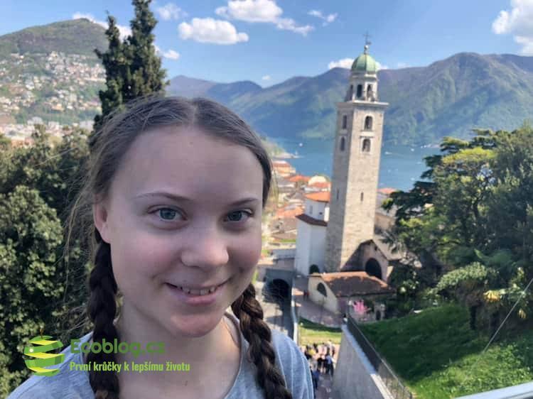 Aktivistka Greta Thunberg a Nobelova cena za mír