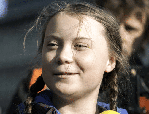Photo ofGreta Thunberg