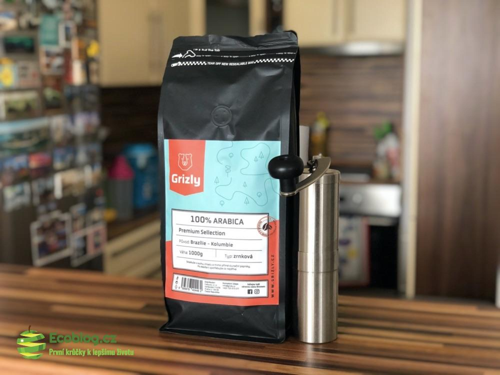 grizly káva