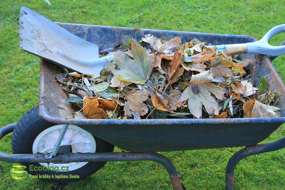 jak založit kompost