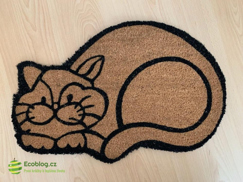kočičí paní rohožka