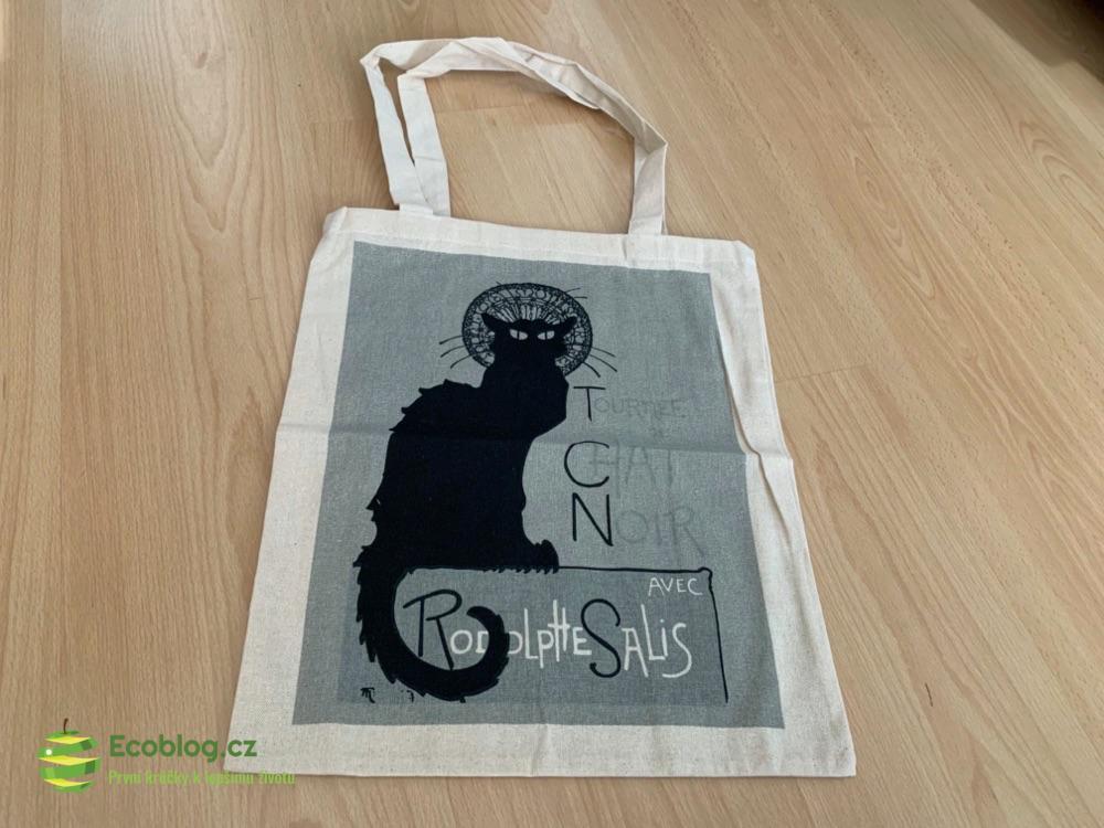 kočičí paní taška