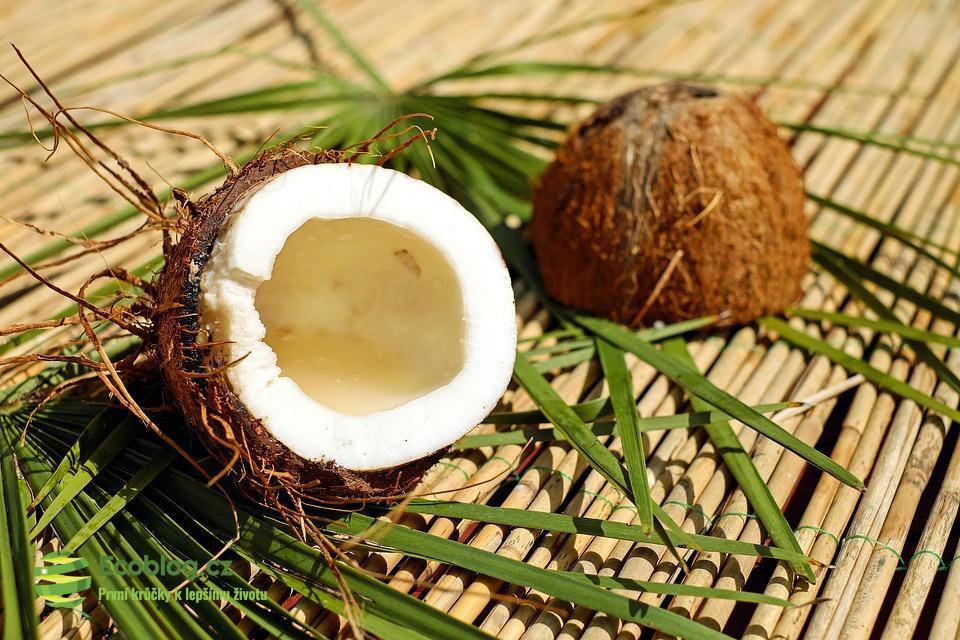 kokosový kefír