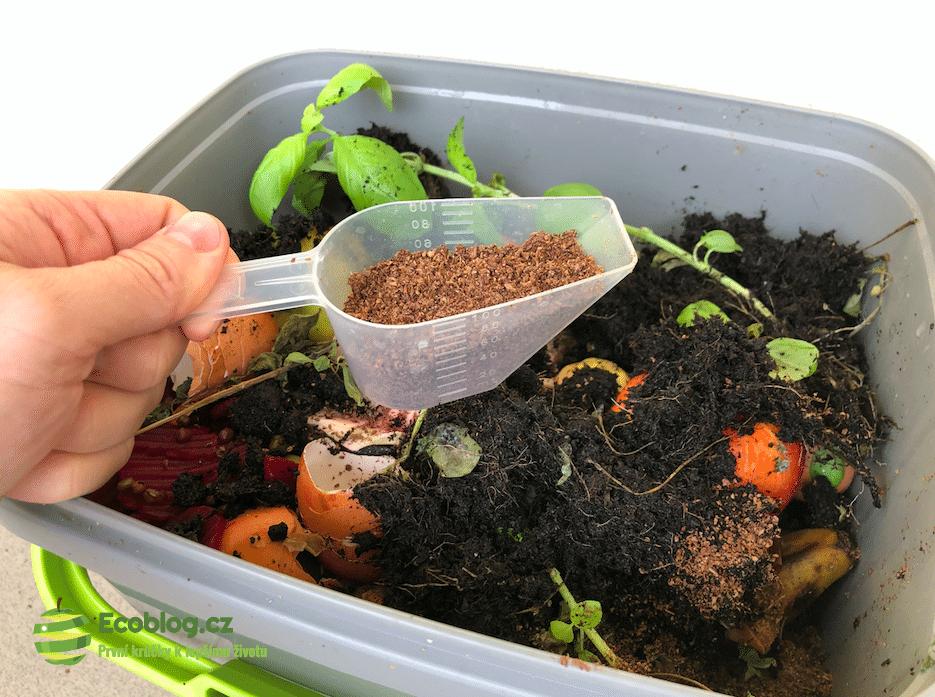 bokashi kompostování